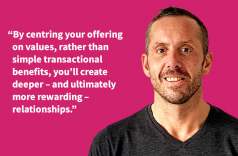 How staying true to your values can build better relationships with your membership