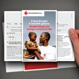 British Red Cross - Second gift mailing for cash supporters