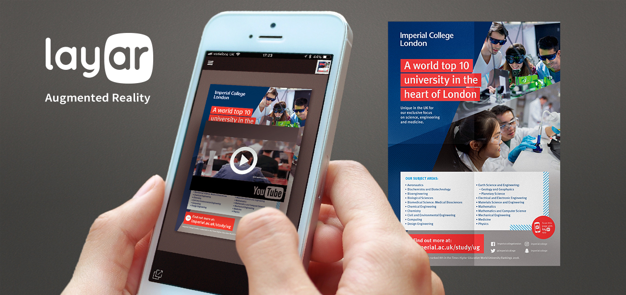Imperial College London - Sixth form STEMB recruitment campaign