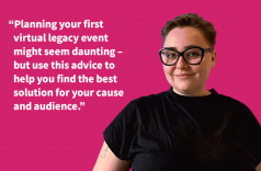 How To Plan Your First Virtual Legacy Event