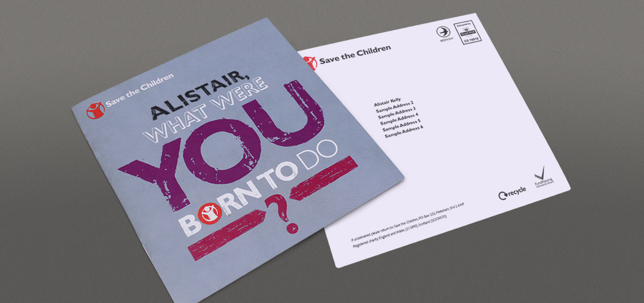 Save The Children - Donor engagement