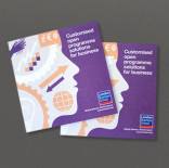 London Business School - Customised open programme brochure