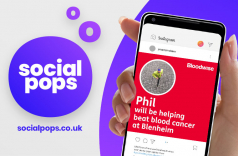 Personalised fundraising videos just got easier! Say hello to Social Pops…
