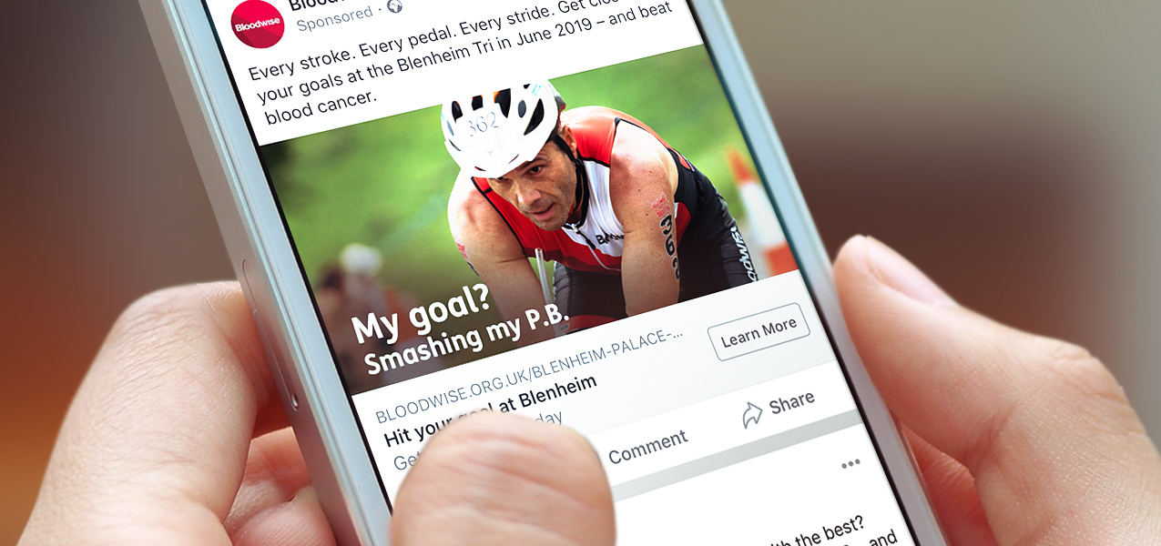 Bloodwise - Developing a new digital experience for triathletes