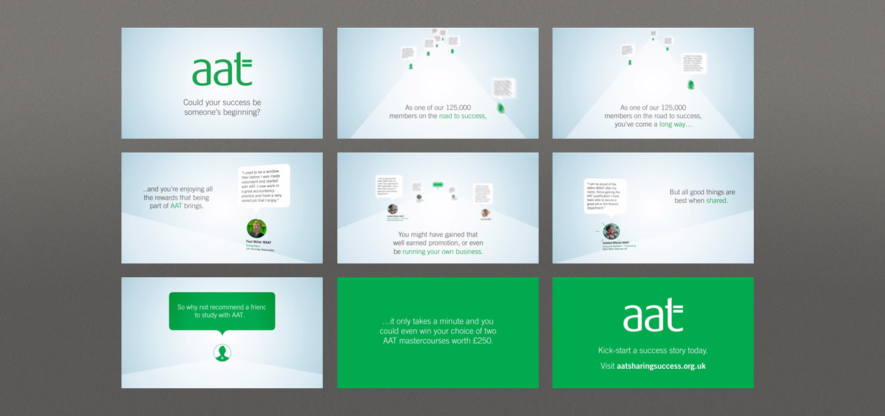 AAT - Member Get Student Referral Campaign