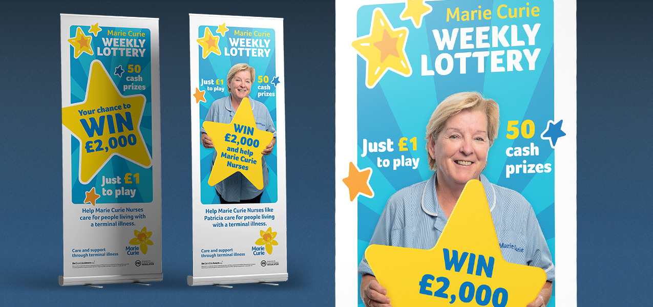 Marie Curie - Refreshing Marie Curie's lottery journey
