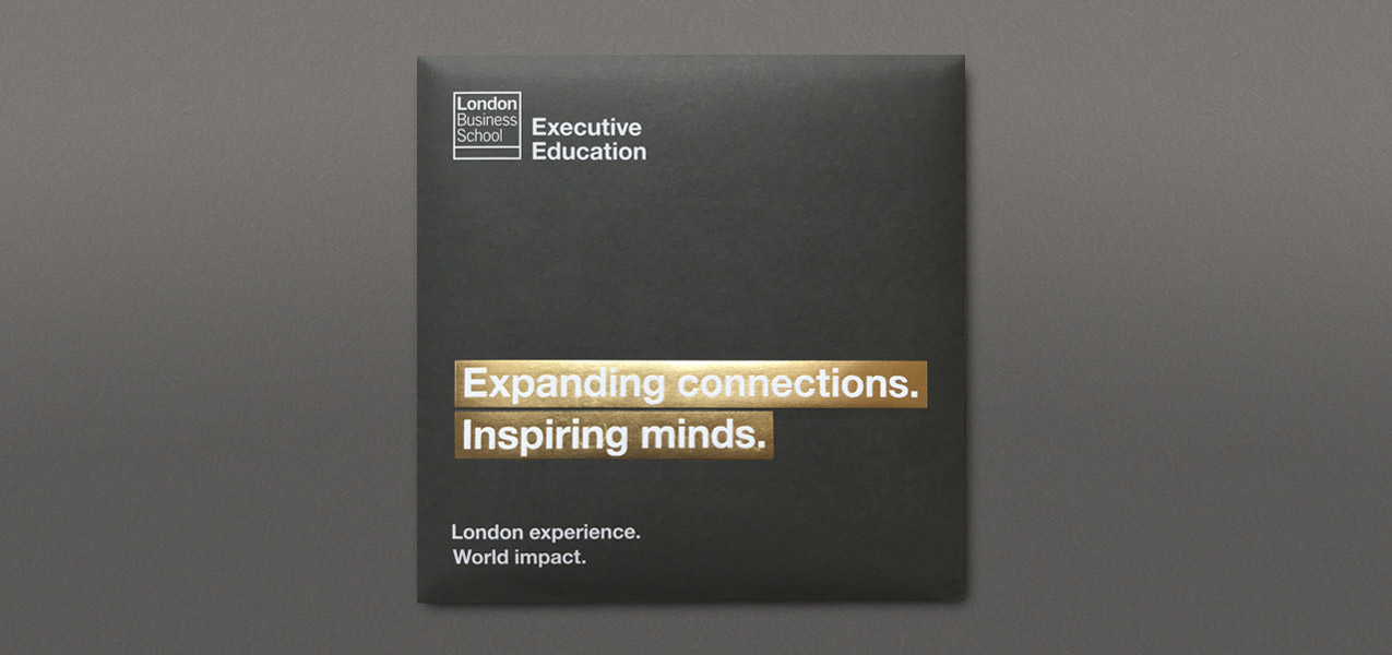 London Business School - Executive Education Alumni Scheme