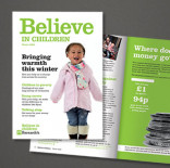 Barnardo's - Believe in Children newsletter