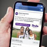 Stroke Association - Creating a captivating in memory proposition and identity
