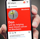 Bloodwise - Simple personalised videos supporters can share, and boost their fundraising