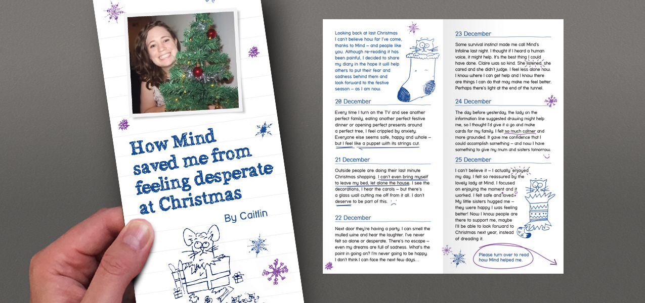 Mind - Christmas campaign