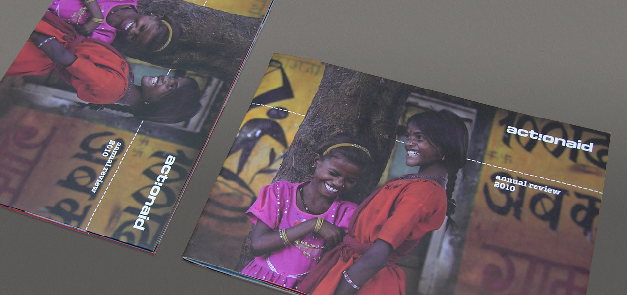 ActionAid - Annual Review 2010