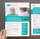 RNIB - September 2014 Warm Direct Mail High Value