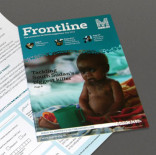 Merlin - Frontline Newsletter retention direct mail