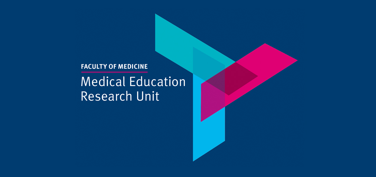 Imperial College London - Visual identity for the Medical Education Research Unit