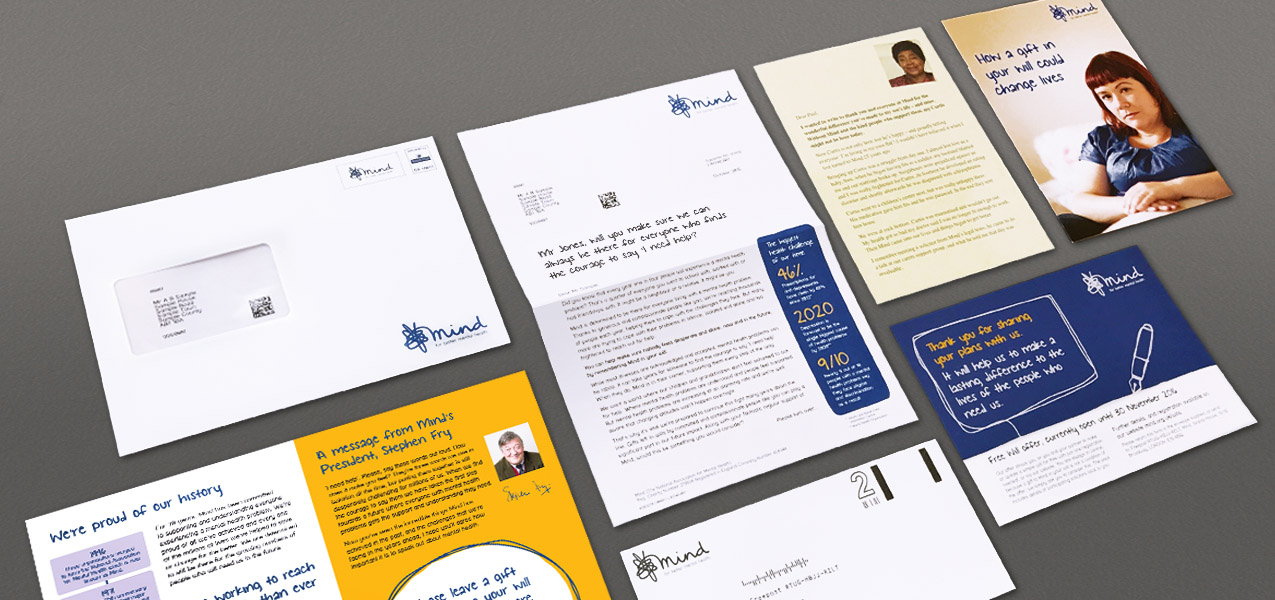 Mind - Mind Legacy Proposition and Mailing