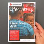 British Red Cross - Life Matters Newsletter