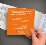 Motor Neurone Disease Association - Legacy Event Invitation Mailing