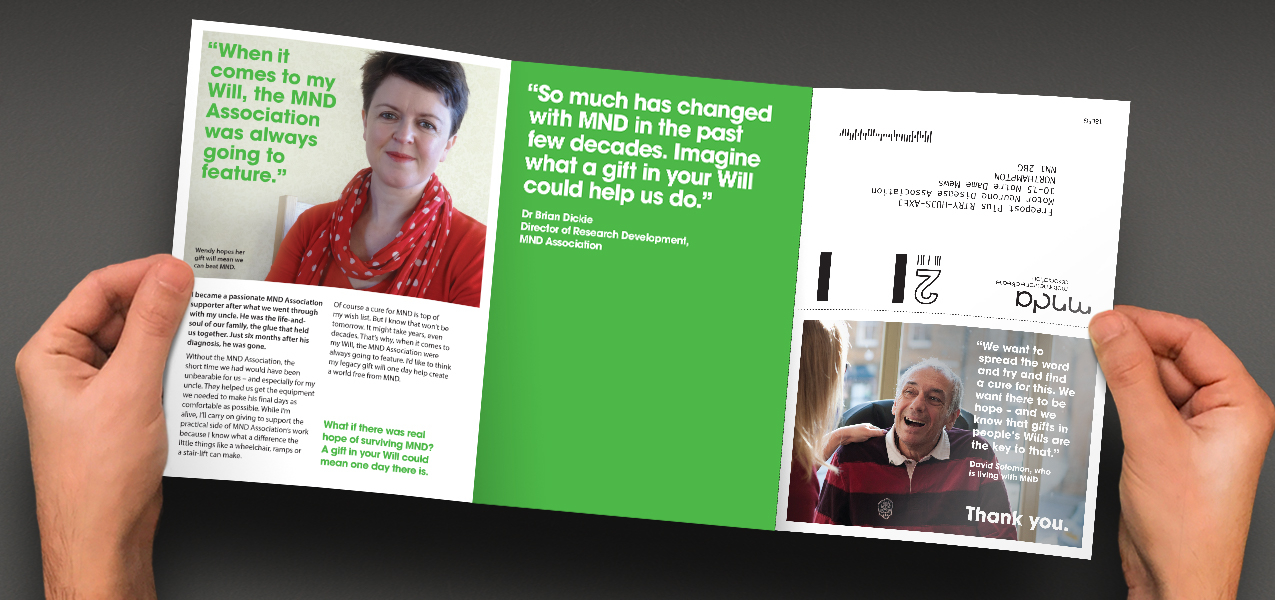 Motor Neurone Disease Association - Legacy Enquirer Guide