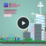 London Business School - Global Leadership Summit 2014 Event Video Promo