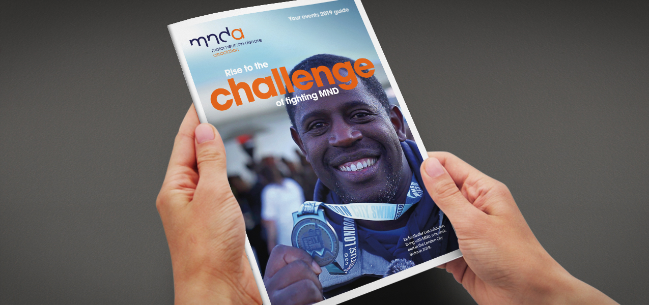 Motor Neurone Disease Association - Community Fundraising Engagement