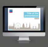 London Business School - Powerpoint template design