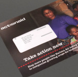 ActionAid - Biofuels campaign direct mail