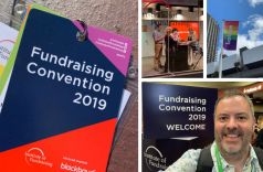 My takeaways from IoF Fundraising Convention 2019 Day 1