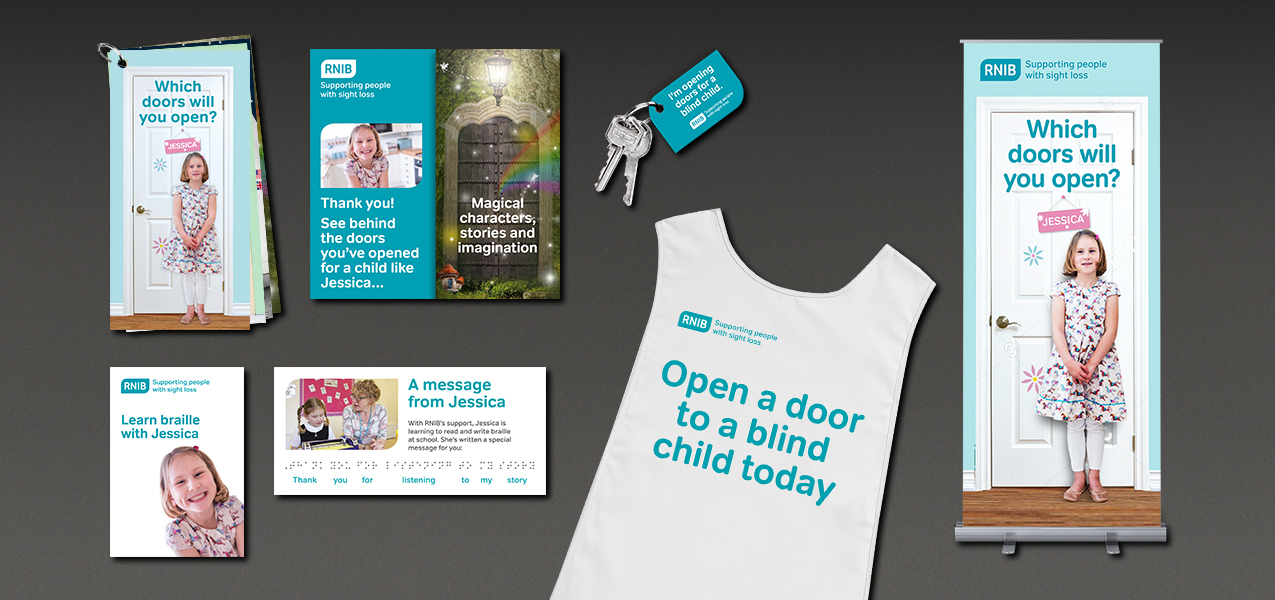 RNIB - Engaging face to face fundraising