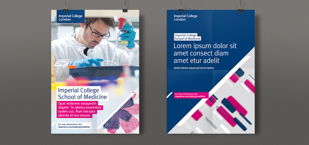 Imperial College London - Imperial College School of Medicine Brand