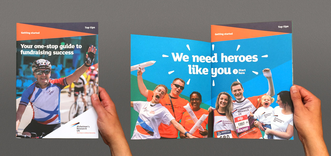 Alzheimer's Research UK - Fundraising pack 2016