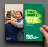 Macmillan Cancer Support - Cold Acquisition Door Drop