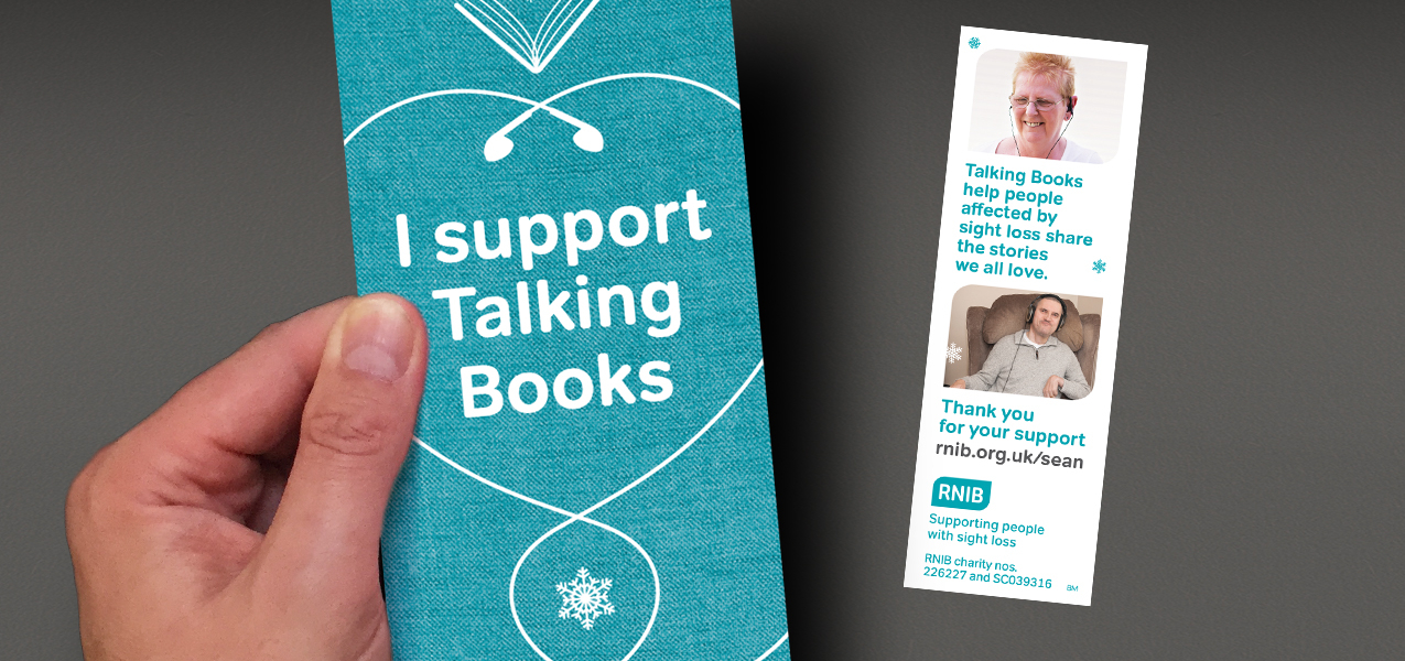 RNIB - Supporter Retention Communication