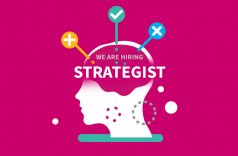 Are you our new strategist?