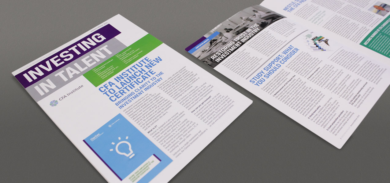 CFA Institute - EMEA Quarterly Newsletters