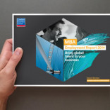 London Business School - Career Services brochure brand