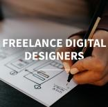 We need freelance digital designers!
