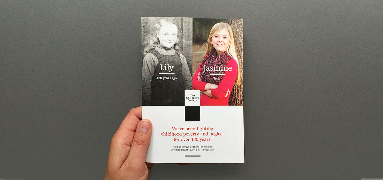 The Children's Society - Legacy Programme Strategy & Communications