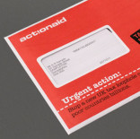 ActionAid - Tax Justice campaign