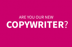 Are you our new writer?