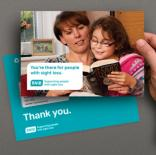 RNIB - Welcome pack