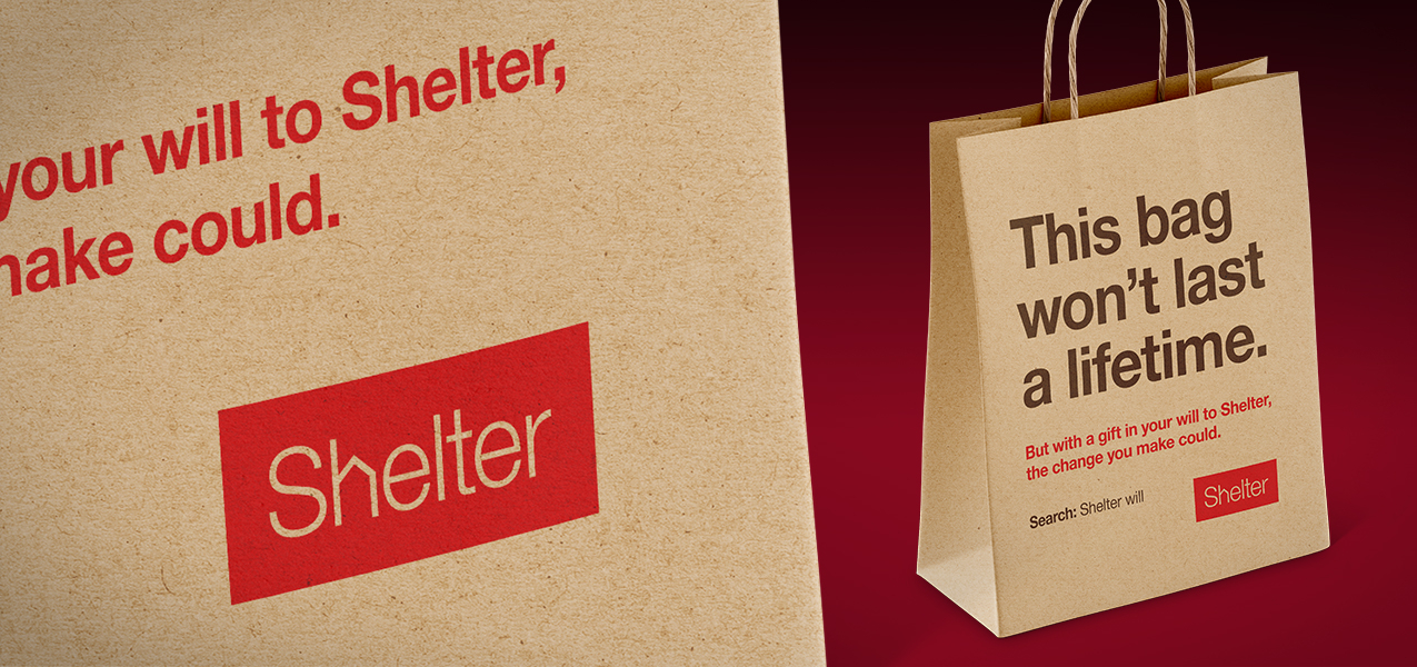 Shelter - Rebooting Shelter's Legacy Fundraising