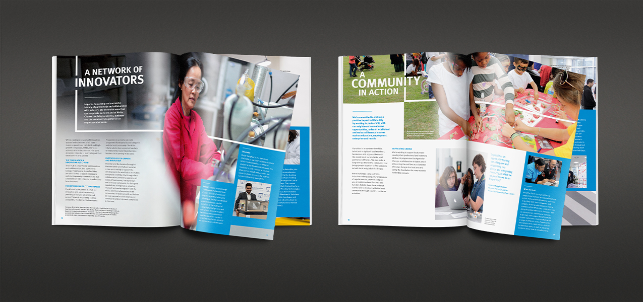 Imperial College London - White City Campus brochure