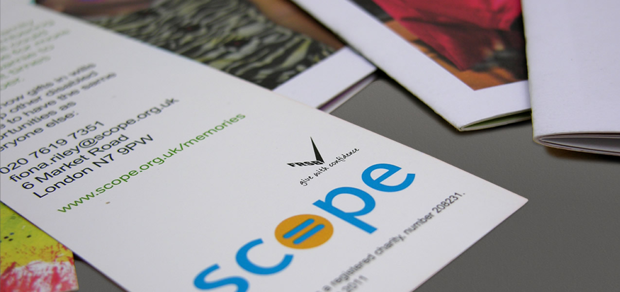 Scope - Legacy marketing campaign and strategy