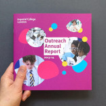 Imperial College London - Outreach annual report