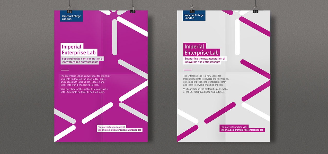 Imperial College London - Imperial Enterprise Lab brand
