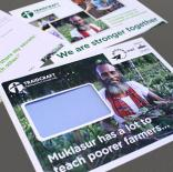 Traidcraft - Spring 2013 direct mail