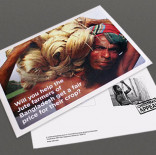 Traidcraft - Christmas 2012 direct mail appeal