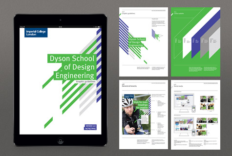 Imperial College London - Dyson School of Design Engineering Brand